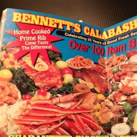 Captain Benjamin S Calabash Seafood Myrtle Beach Sc Original Benjamins Buffet Price