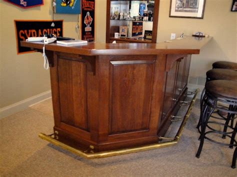 Cherry Bar Top by Cherry Bar Walterswoodworking
