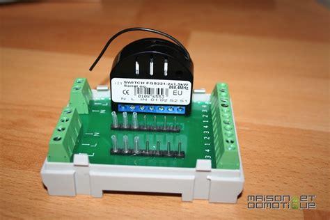 z wave l module comment monter un module fibaro en rail din maison et