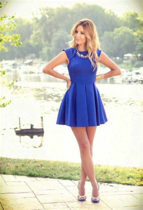 Coup Loras Heels Blue Bb la robe patineuse une 233 l 233 gance pour tous les cas