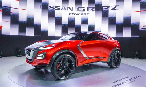 nissan gripz price nissan gripz concept takes hold in frankfurt automotive
