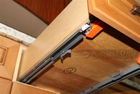 pull out cabinet drawer hardware drawer slides for pull out shelves the pros and cons of