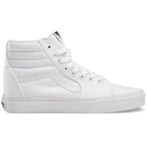 Vans Sk8 High Black White Waffle Dt vans sk8 hi in true white getoutsideshoes