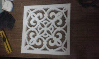 Corian Jali by Industrial Acp Cnc Router Cutting Service In Paharganj