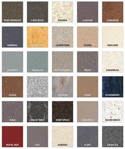 dupont corian colors color sles for room consoles technical