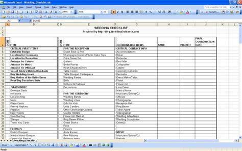 Wedding Checklist Indian by Planning For A Wedding Checklist For Planning A Wedding