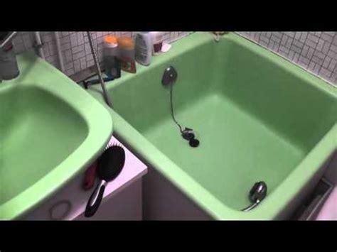 test resinence baignoire