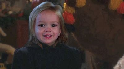 Baby Chloe Meme - creep reaction gifs