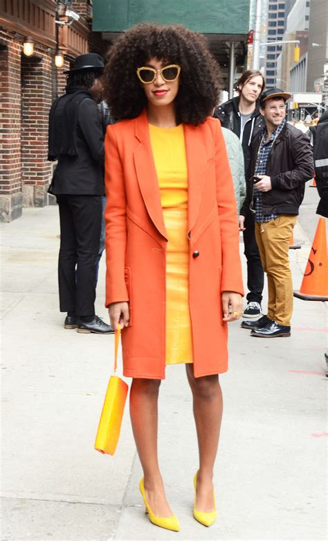 Solange Knowles Wardrobe by Solange Knowles Style See 50 Best Looks