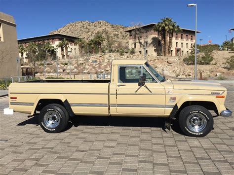 jeep j4000 for sale 1973 jeep j4000 truck for sale