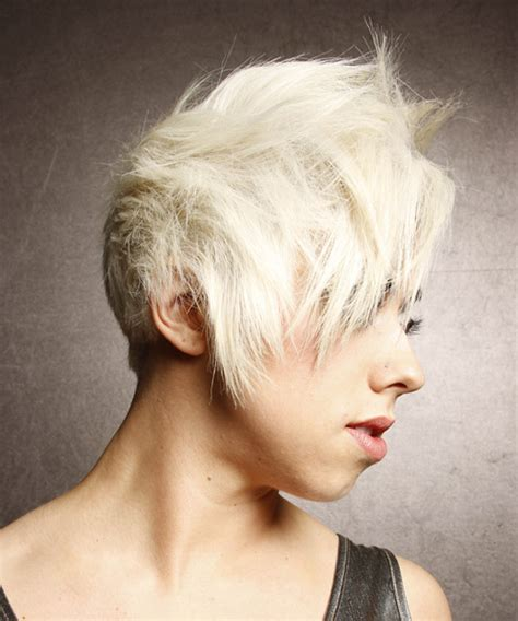 short asymmetrical haircuts with spike and side veiw asymmetrical hairstyles and haircuts in 2018