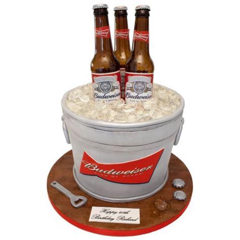 budweiser cake budweiser birthday cake