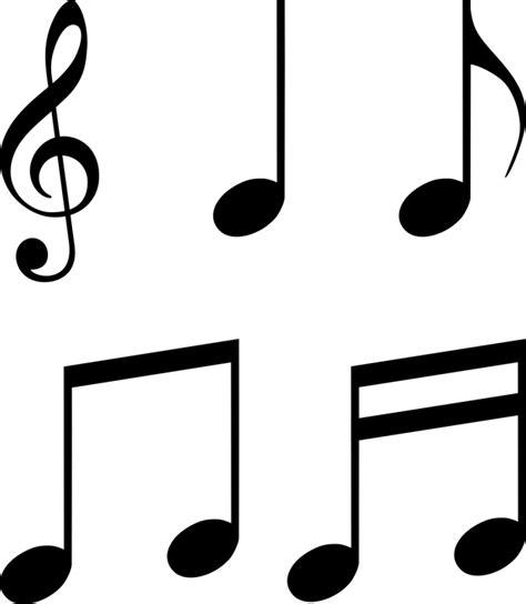 imagenes png musica imagem vetorial gratis notas m 250 sicas notas musicais