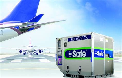 csafe adds service centre in response to pharma growth ǀ air cargo news