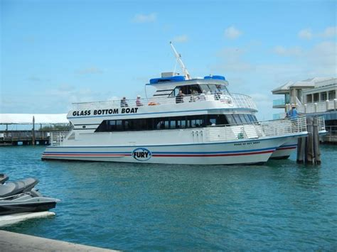 glass bottom boat key west reviews the fury glass bottom boat picture of fury water