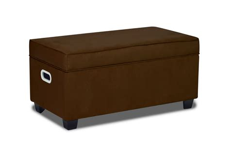 kid storage bench zippity kids jack storage bench bison at gardner white