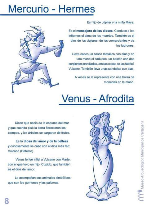 Calendario De Grecia Mitolog 237 A Cl 225 Sica Para Ni 241 Os Projecte