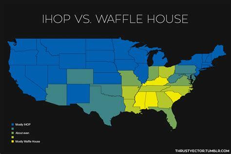 chicago waffle house ihop vs waffle house ihop vs waffle house maps on the web