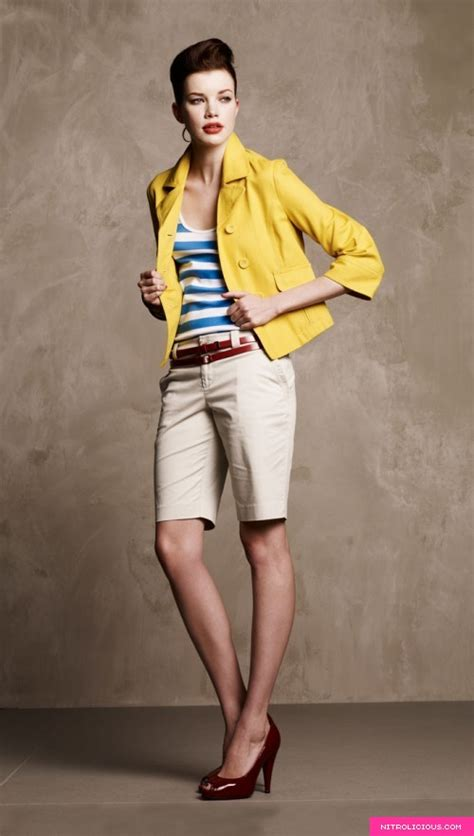 A Preview Of The Summer 2008 Collection From New Look by Navy Quot The Stunning Summer Quot Collection Preview July
