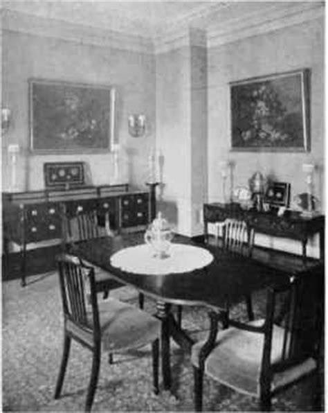 Dining Room Green Park Furniture Balance
