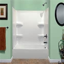54 X 27 Bathtub Home Depot Mobile Home 54x27 Bathtub And Shower 3 Piece Fiberglass