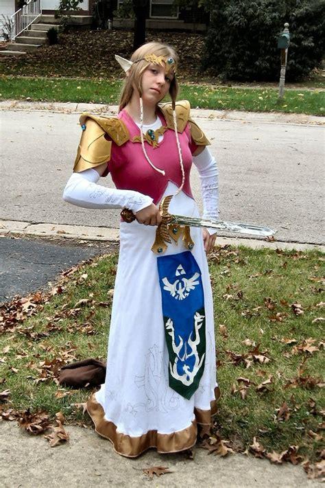 pattern for princess zelda costume princess zelda costume by zeldaness on deviantart
