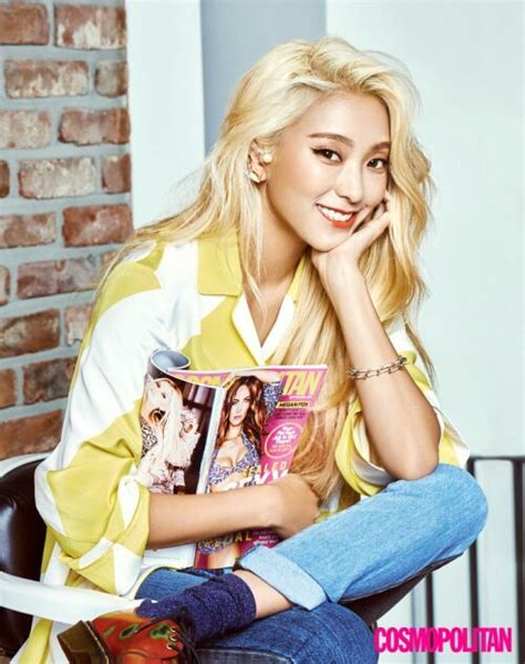 hyorin put on hair hot sistar quot lonely quot mv released jacket photos reviews