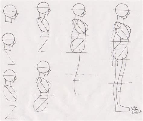 Drawing Bodies by How To Draw Anime Children Bodies Www Imgkid The