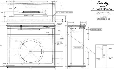 bench wood info guitar speaker cabinet plans