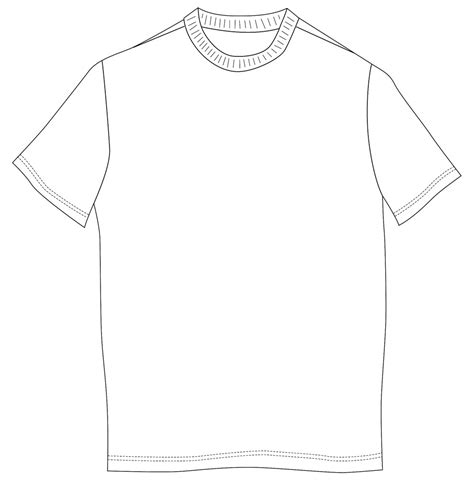 blank tshirt template white gold