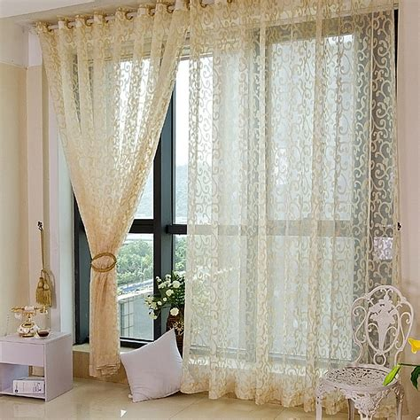 sheer flower curtains popular sheer floral curtains buy cheap sheer floral