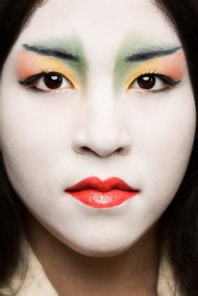 traditional japanese makeup lovetoknow