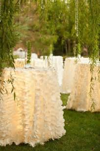 table covers for weddings anyone where i can order feathered table linens or rossette chair covers see pic