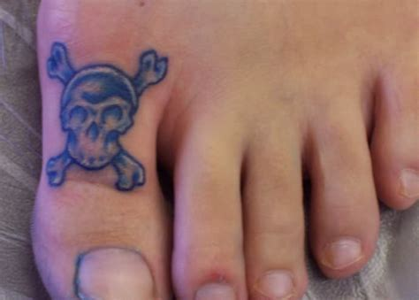 toe tattoos toe images designs