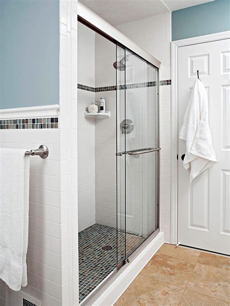 showers for small spaces budget bathroom remodels