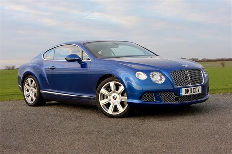 2003 bentley continental bentley continental gt coupe 2003 2011 photos parkers