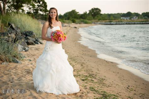 Chesapeake Bay Beach Club Wedding: Shannon   Brendan