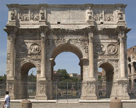 Its All In The Arch by Arch Of Constantine Practical Information Photos And