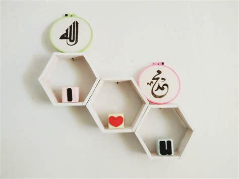 ide kreatif membuat hiasan dinding 29 ide hiasan dinding kamar dan ruang tamu islami terbaru