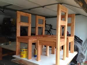 Farmhouse Dining Room Chair Plans White Modern Farmhouse Dining Room Table With 2x4