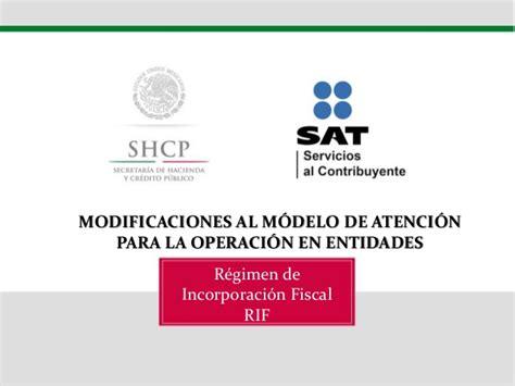 Regimen De Incorporacion Fiscal 2014 Actualizado Con La Resolucion | r 201 gimen de incorporaci 211 n fiscal 2014