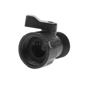 garden water hose connecting fitting faucet connector fast