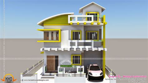 house designs and plans karnataka home design kerala home design and floor plans