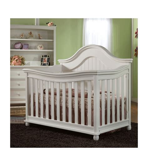 pali marina forever crib in white