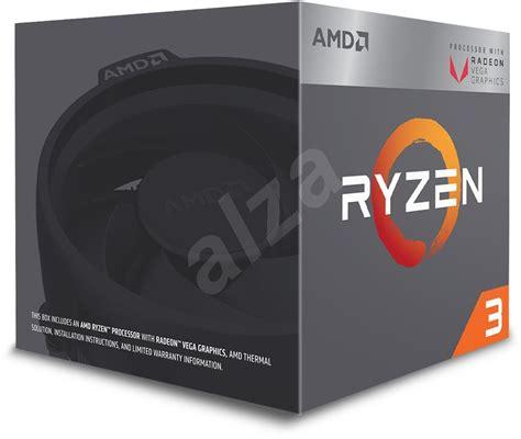 Amd Ridge Ryzen 3 2200g 3 7ghz 4c4t Apu amd ryzen 3 2200g procesor alza cz