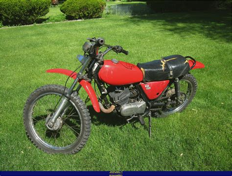 Kawasaki Ke 175 by 1976 Kawasaki Ke 175 Pics Specs And Information