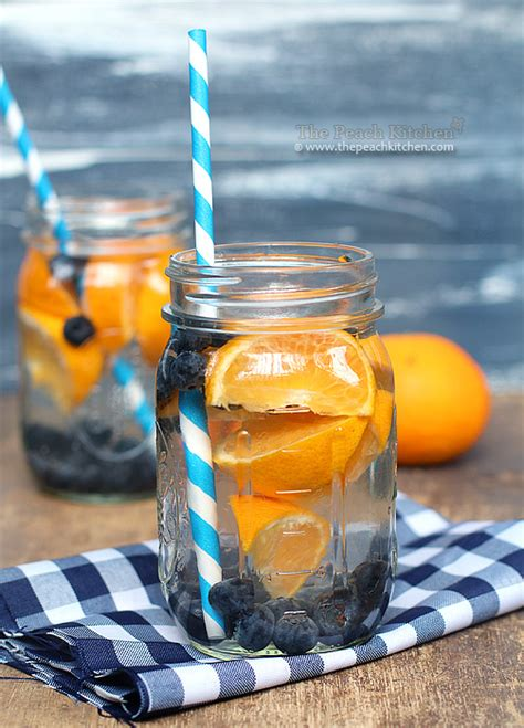 Orange Detox Water by 10 Gorgeous Detox Waters And How They Help You Get Your