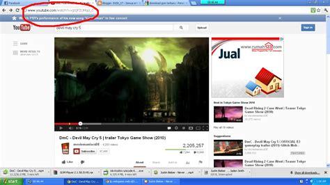 download youtube pakai ss cara download video dari youtube tanpa software dunia