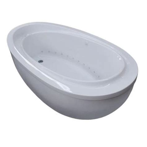 Home Depot Bathtubs With Jets by Universal Tubs Mystic 5 9 Ft Jetted Air Bath Tub With