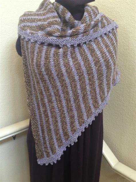 wales in knitting wales wedge shawlette allfreeknitting